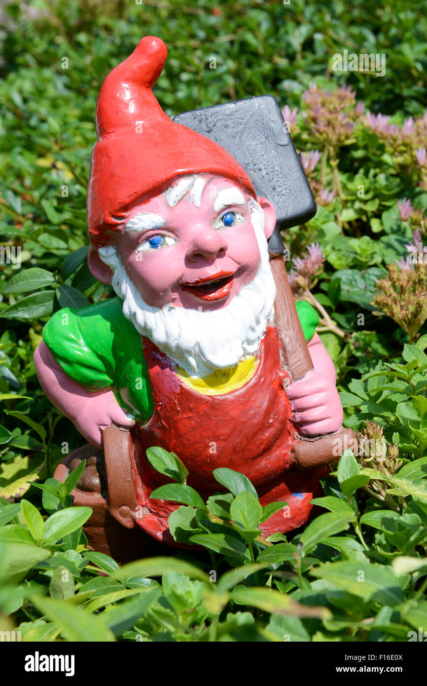 Garden Gnome Travels The World