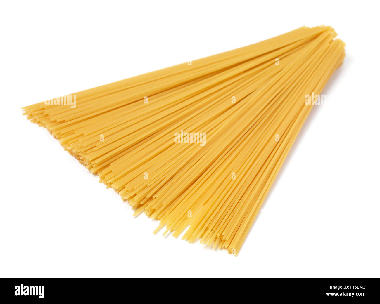 Isolated Pasta - Stock Image