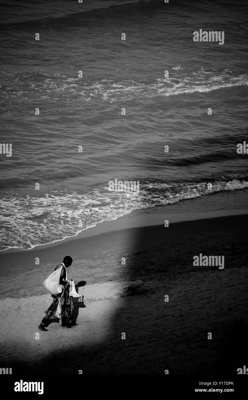 Sea beach - Stock Image