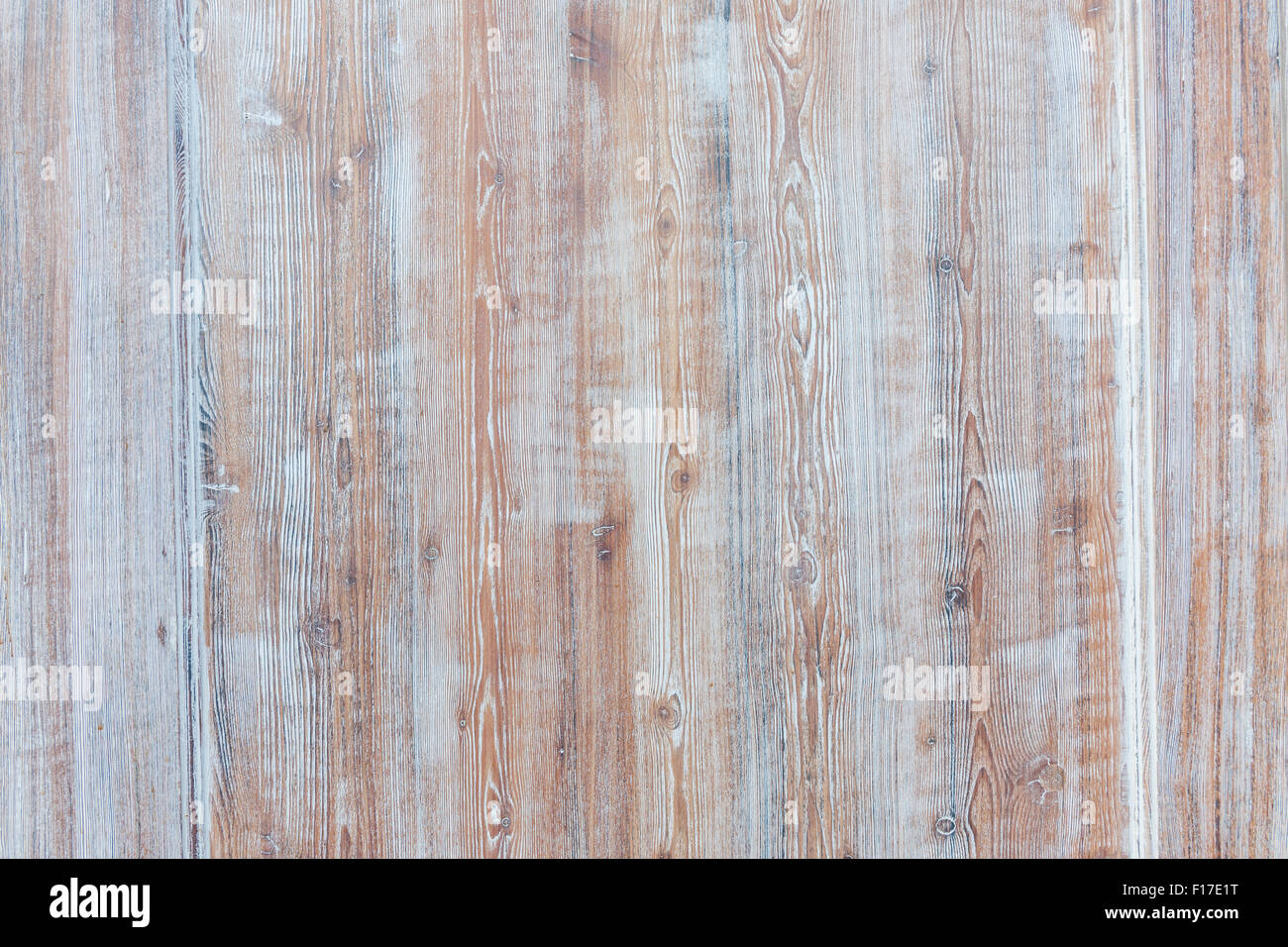 Aged wooden background of weathered distressed rustic