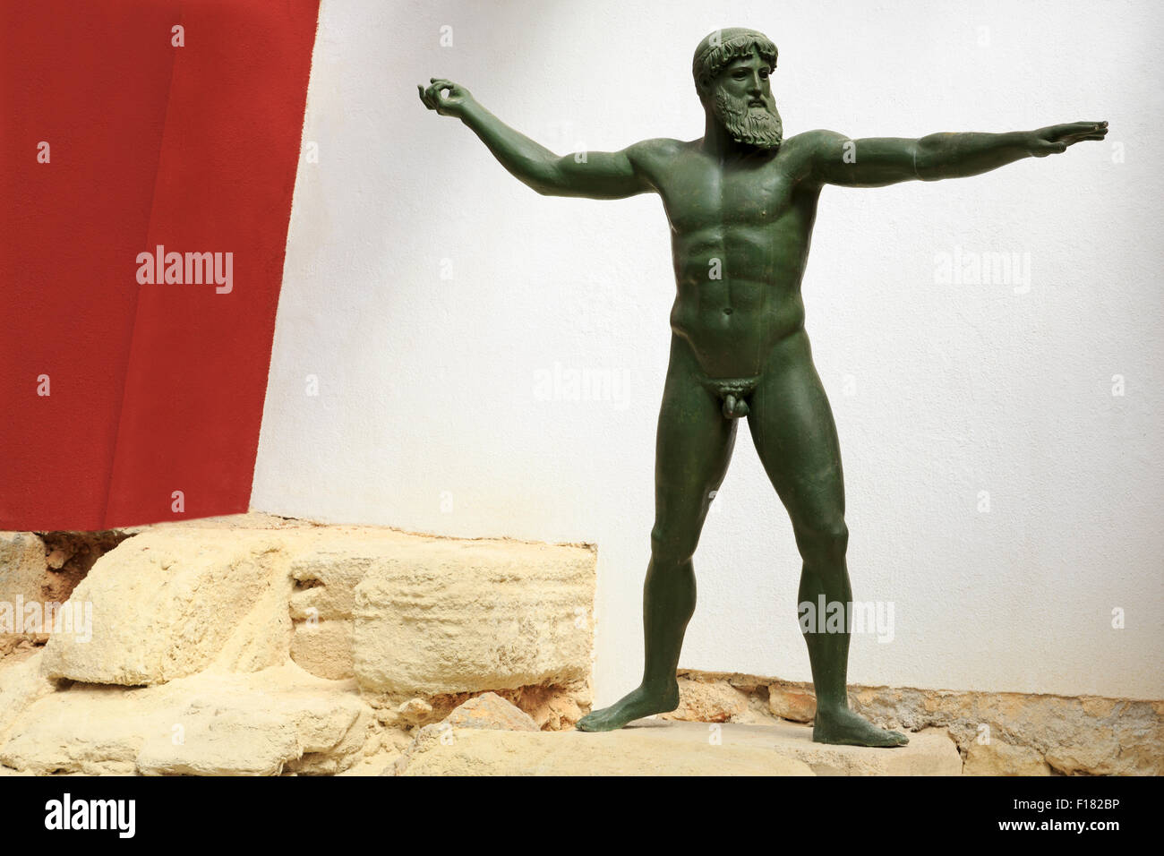 Hellenic Maritime Museum, Port of Piraeus, Athens, Attica Region, Greece, Europe - Stock Image