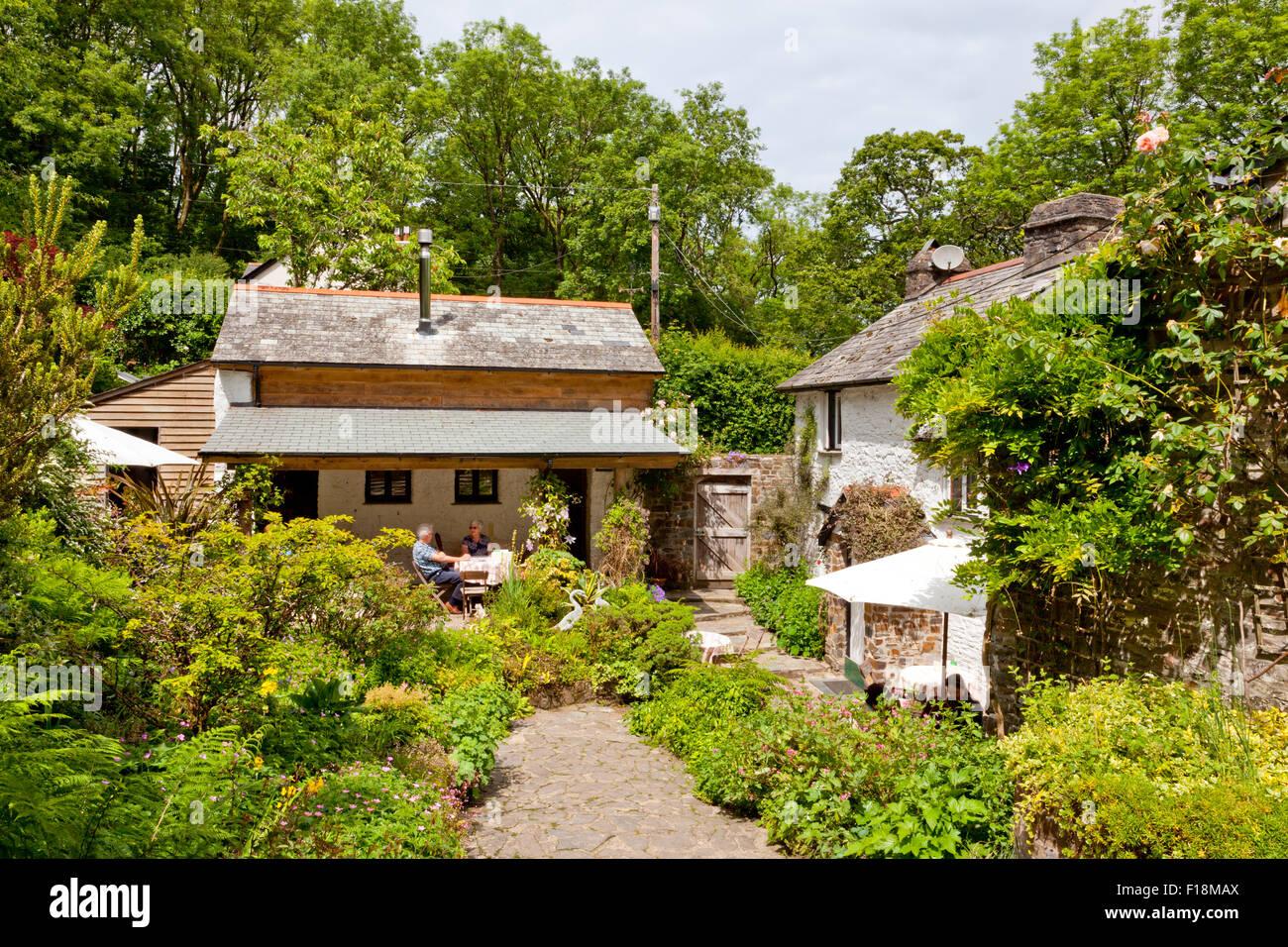 Tea Rooms And Garden Stock Photos Amp Tea Rooms And Garden