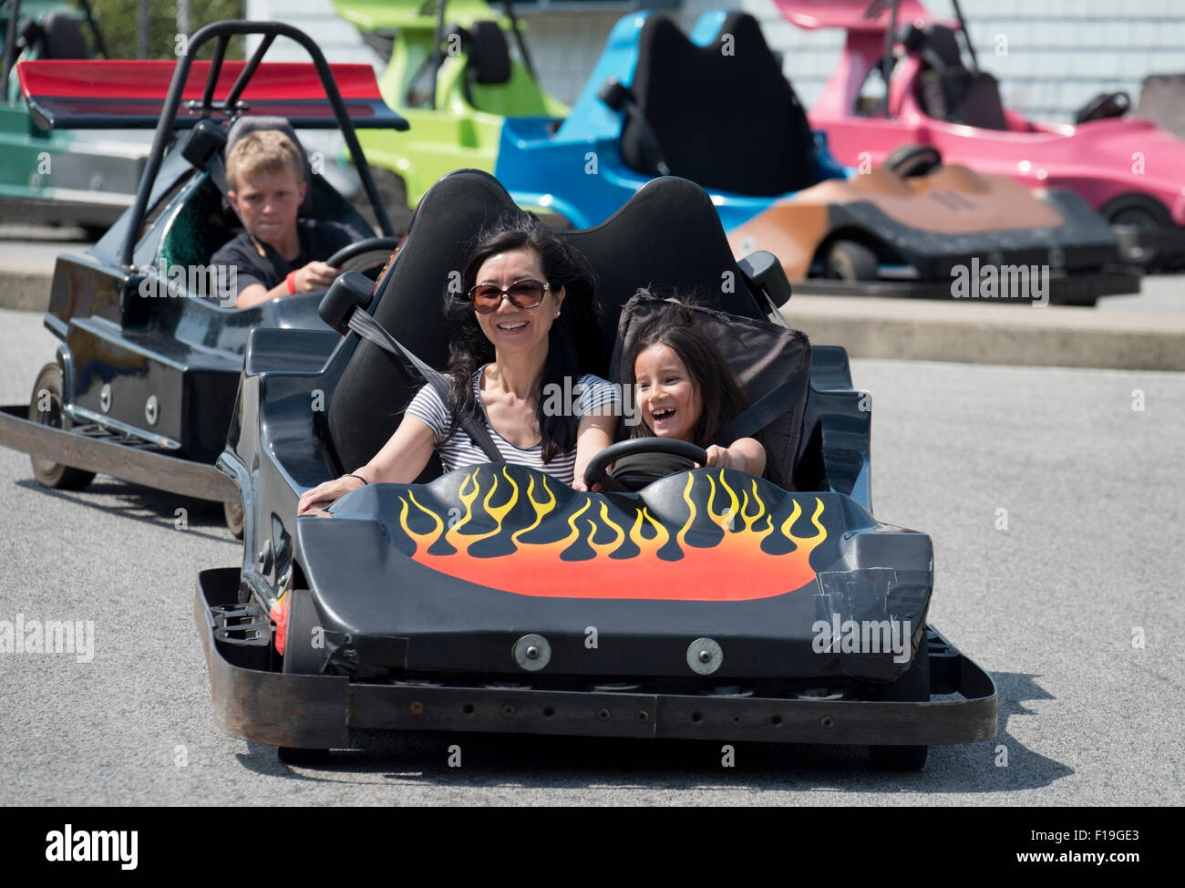 Old Go Kart Stock Photos & Old Go Kart Stock Images - Alamy