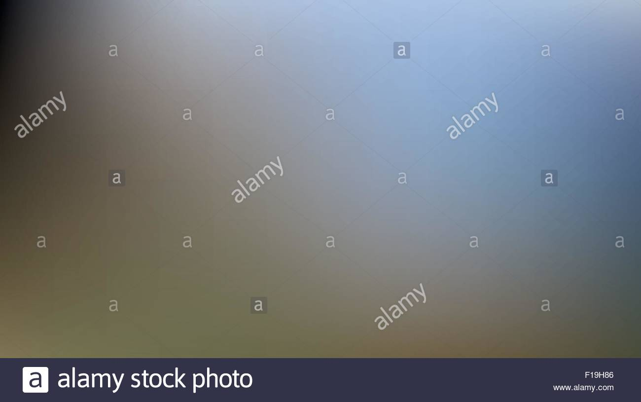 06 Blurred background, fields - Stock Vector