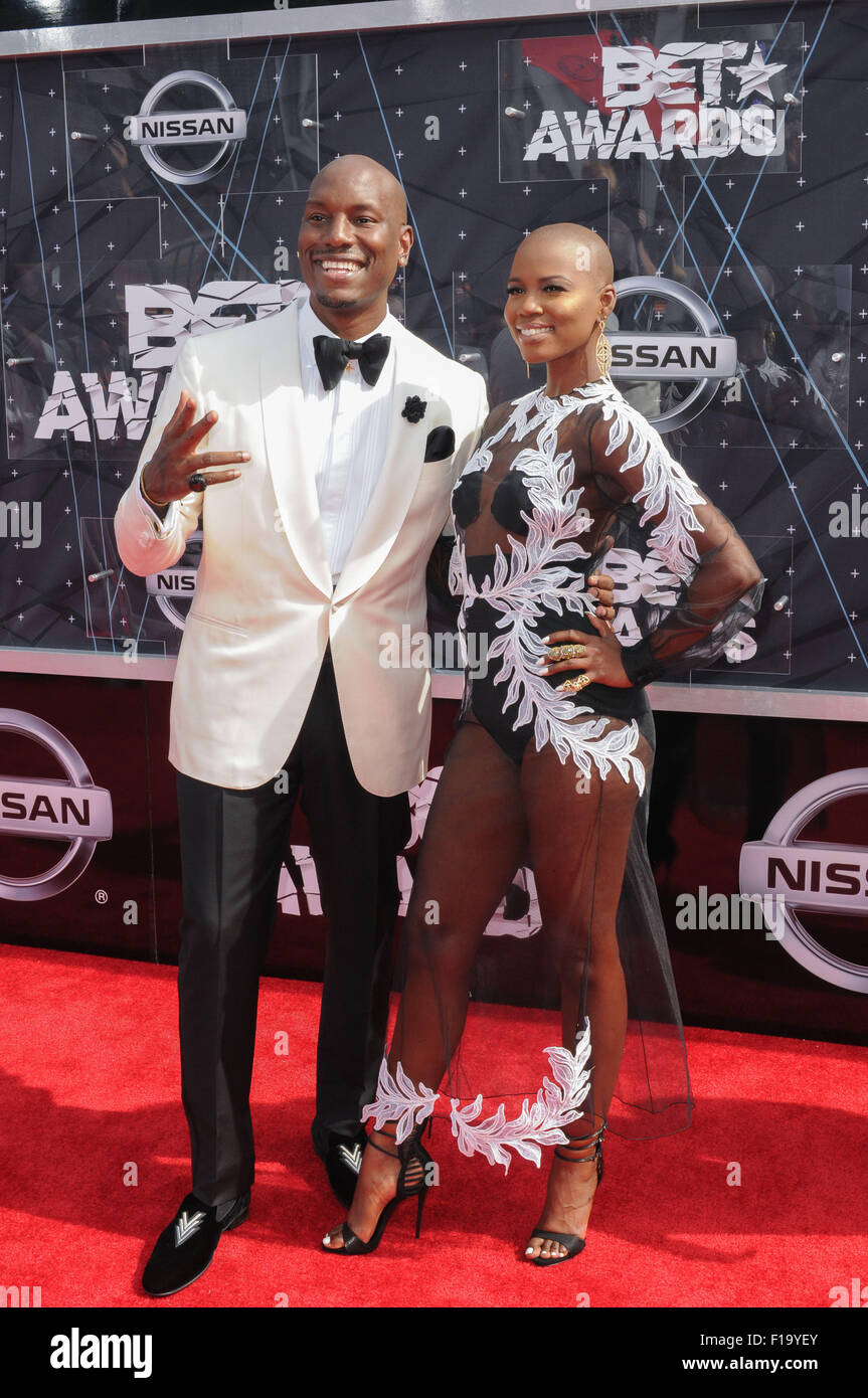 Mar 2017. People think Tyrese Gibsons new wife isnt black..