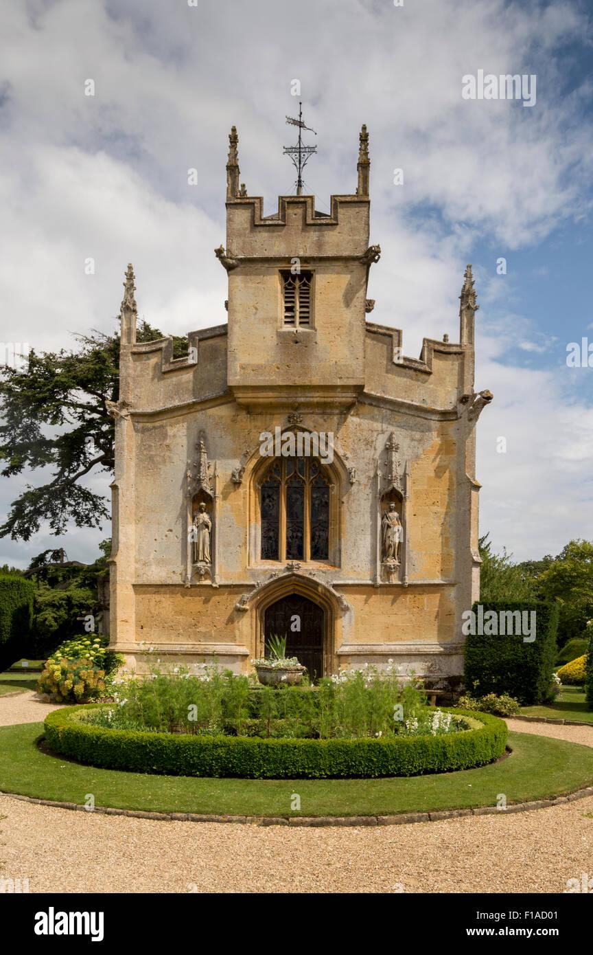 Sudeley Castle, Winchcombe, Gloucestershire Stock Photo