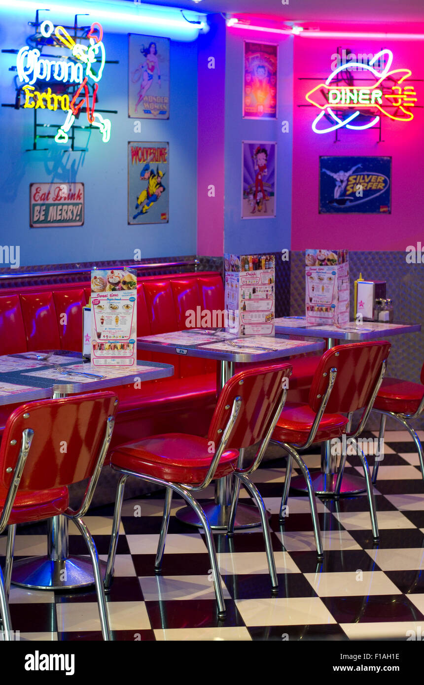 American Diner Stock Photos Amp American Diner Stock Images