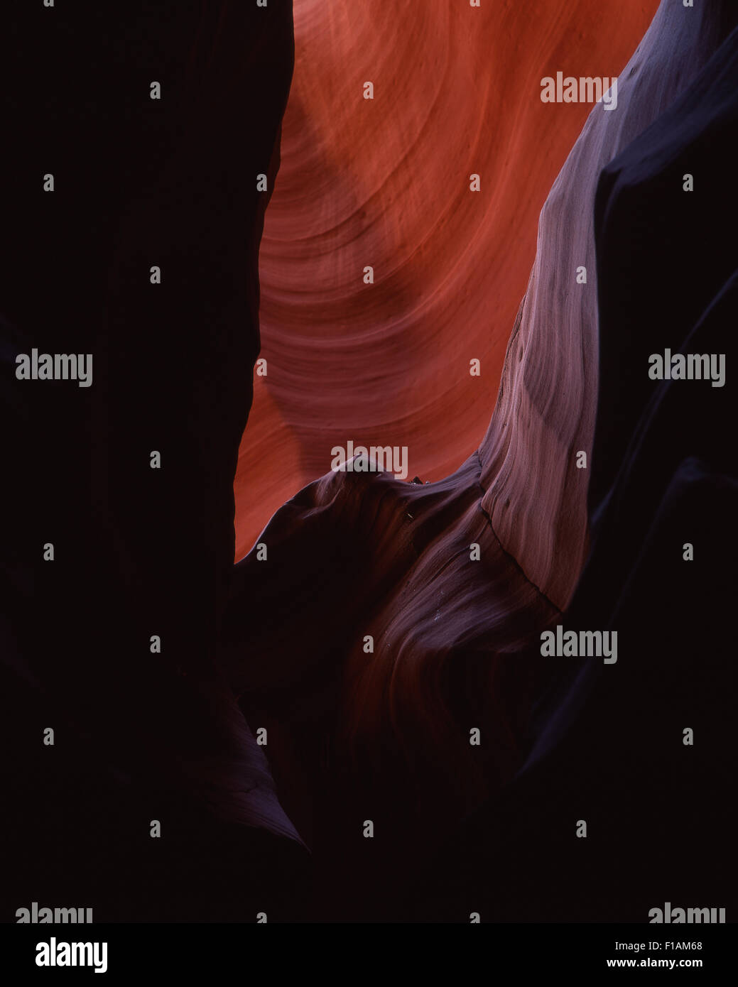 Antelope Canyon National Park - Stock Image