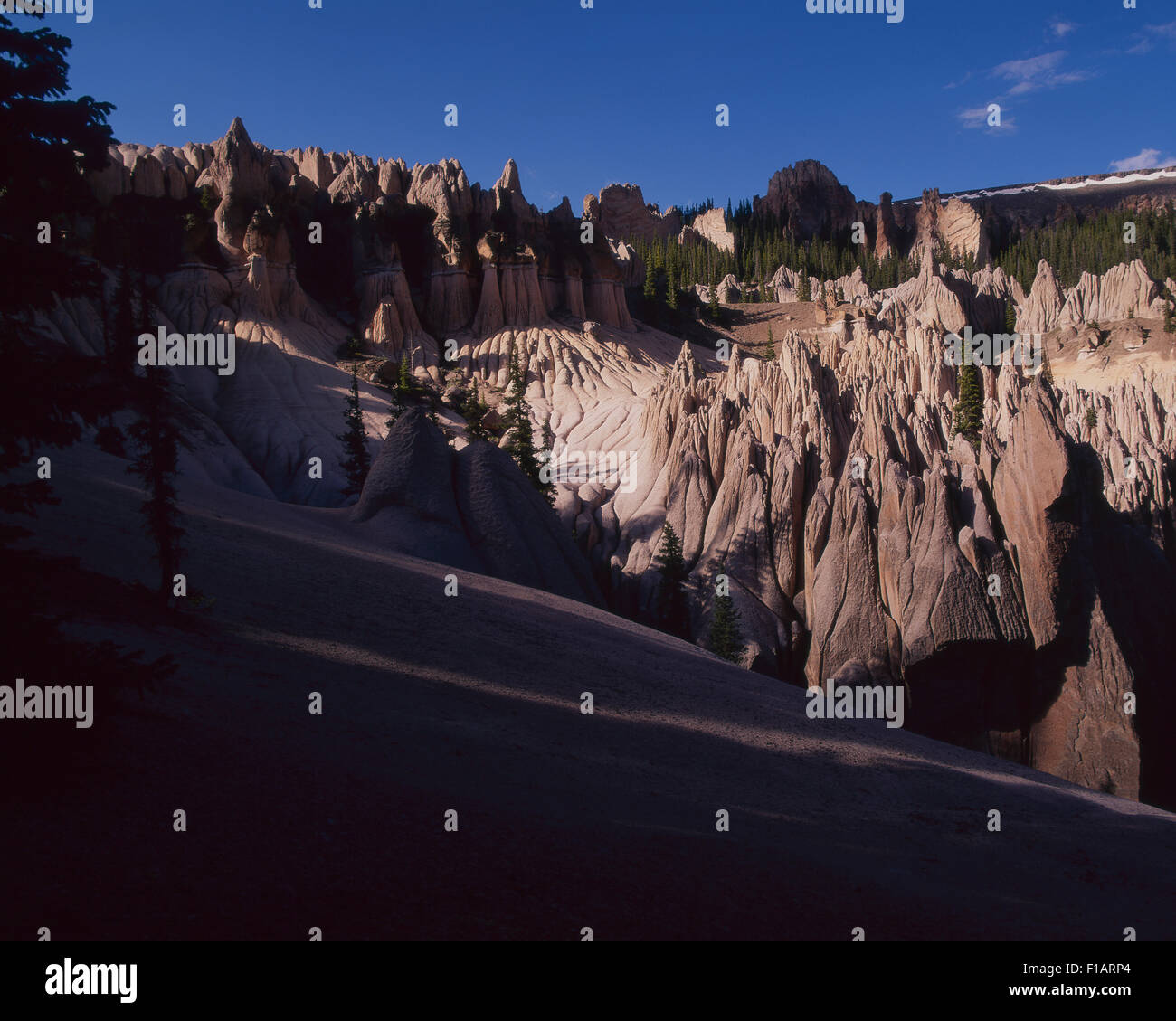 Creede ColoradoStock Photo