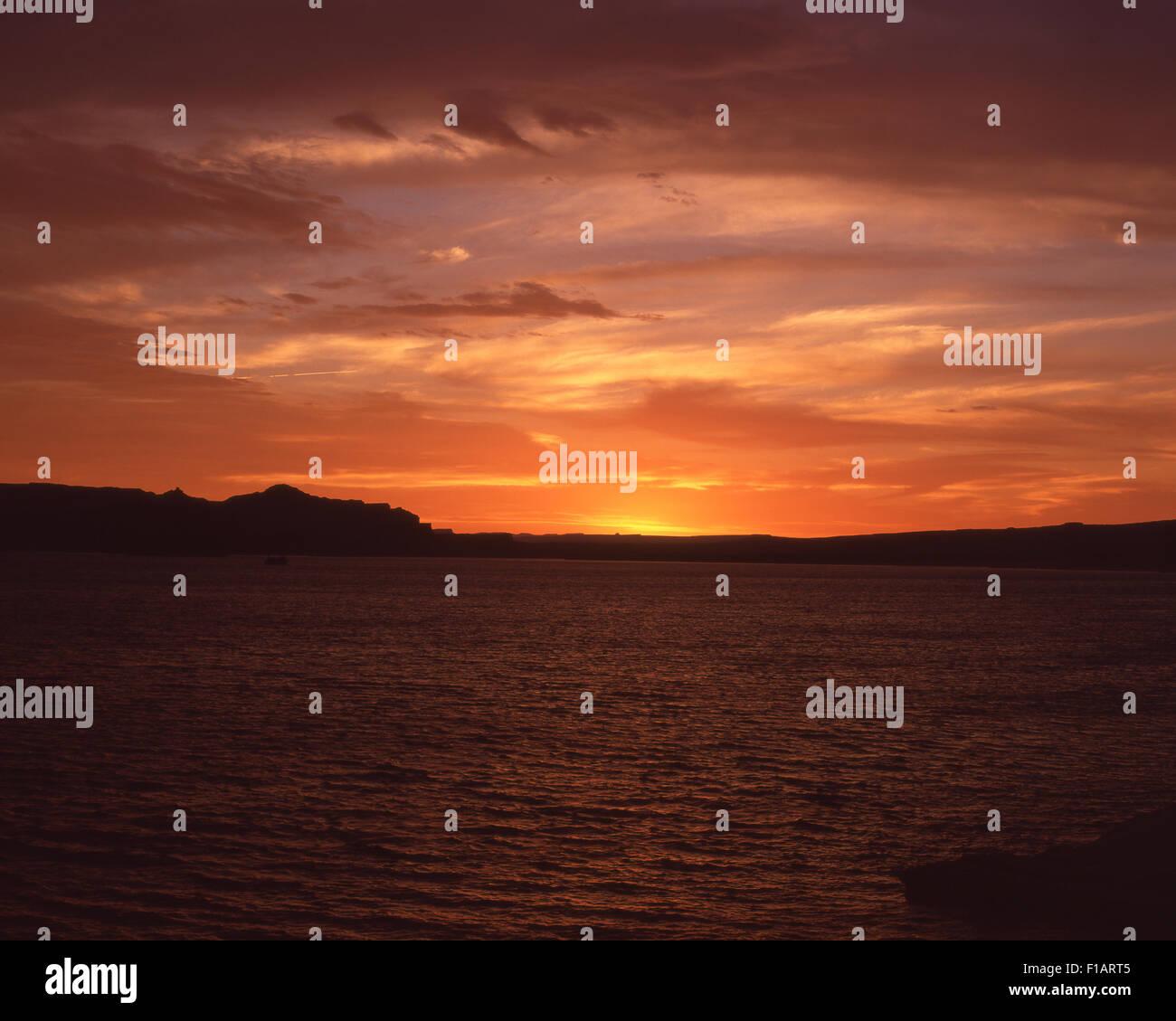 Lake Powell - Stock Image