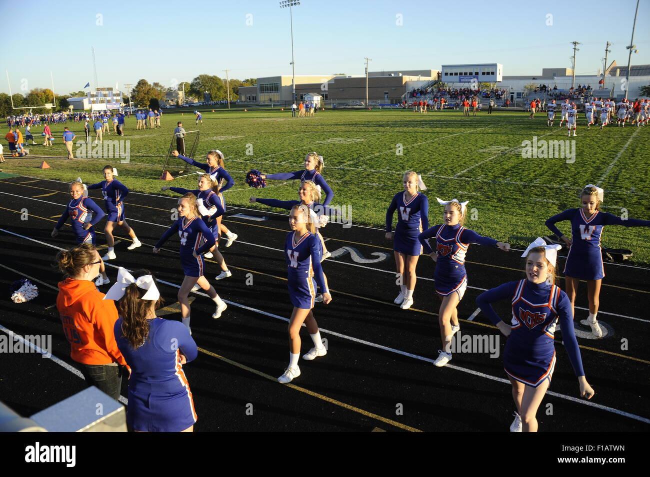 Adult game locker room cheerleader those on!