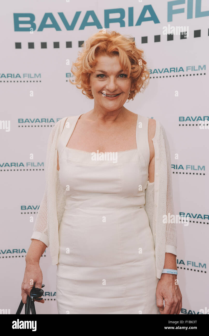 Filmfest Muenchen 2015 - Bavaria Film Empfang 2015 at Kuenstlerhaus am Lenbachplatz  Featuring: Saskia Vester Where: Stock Photo