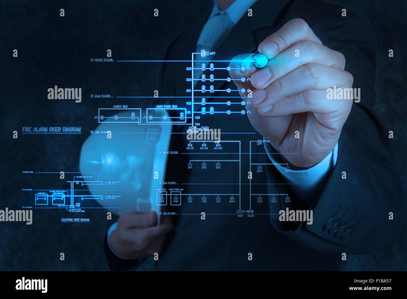 Fire Alarm Circuit Board Stock Photos & Fire Alarm Circuit Board ...