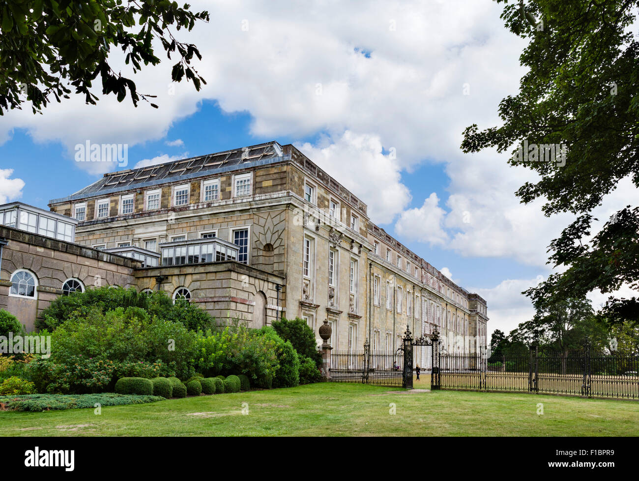 Petworth House, West Sussex, England, UK - Stock Image