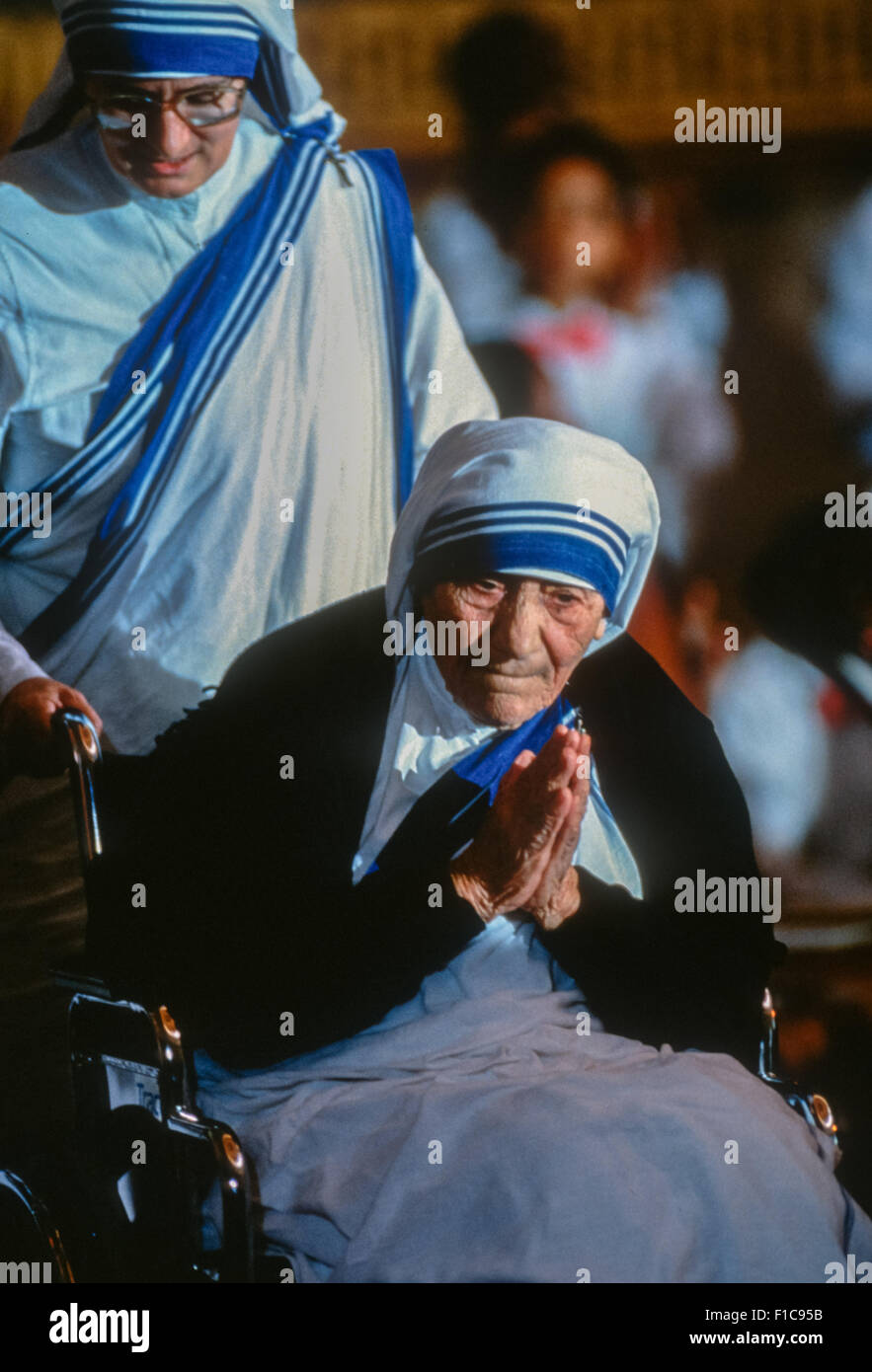 founder of the missionaries of charity