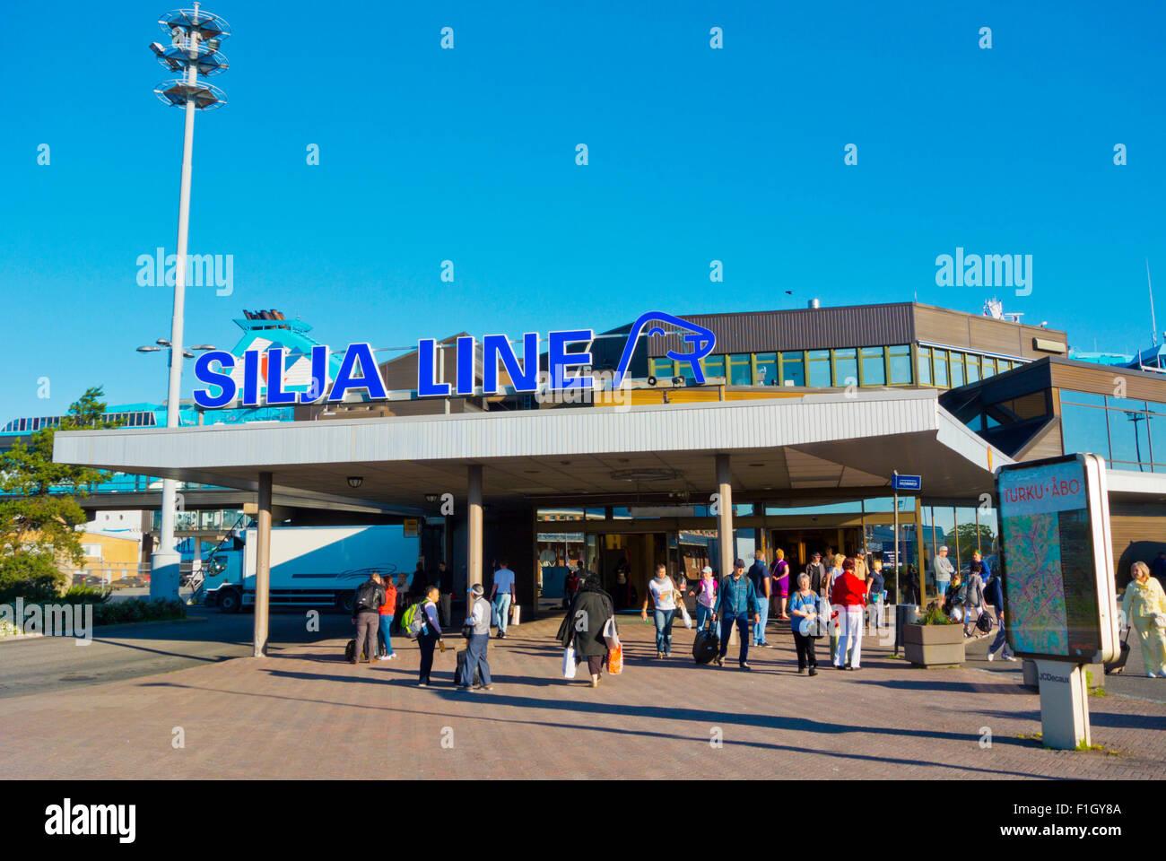 Silja Terminaali Helsinki