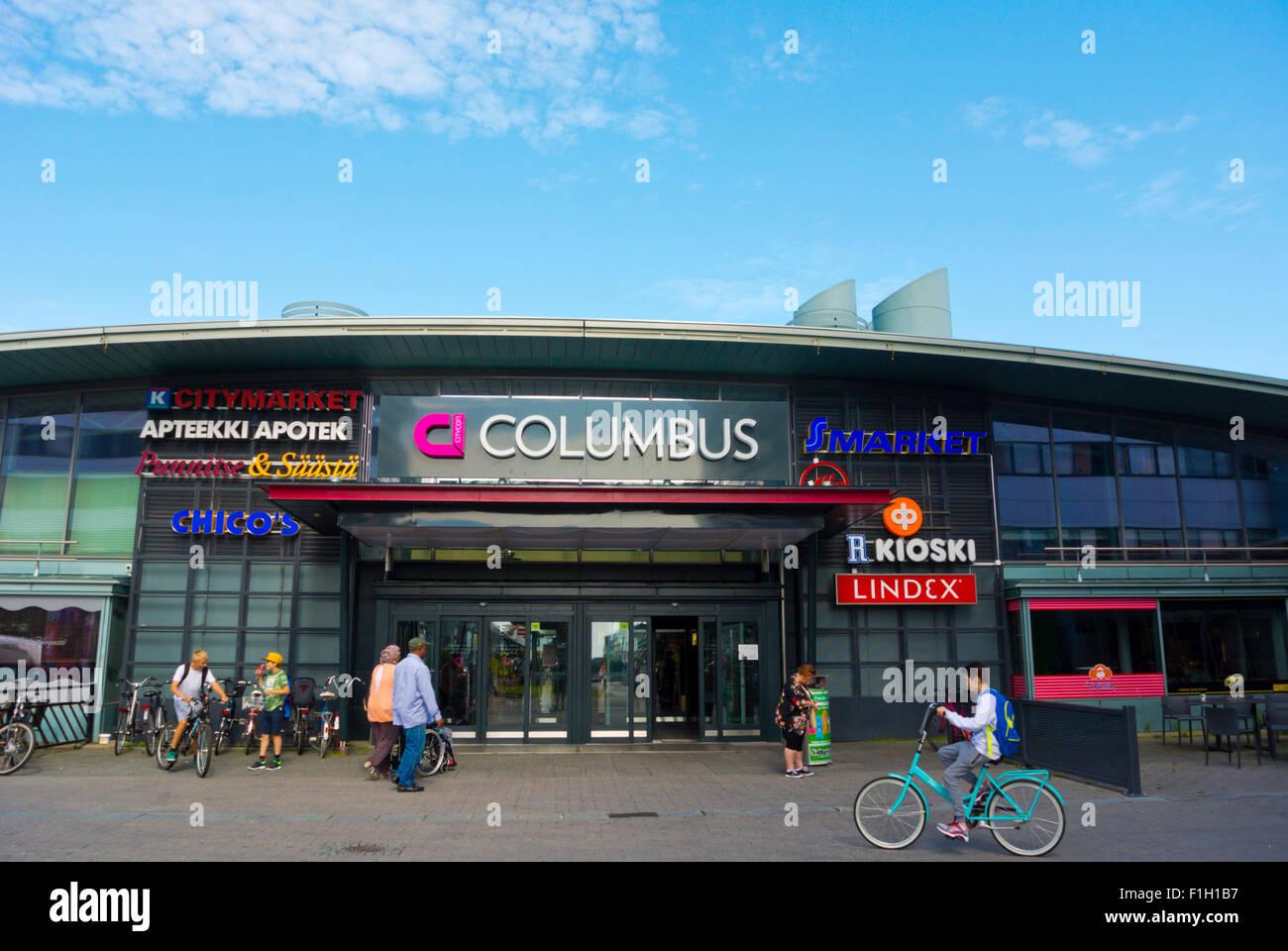 Vuosaari Columbus