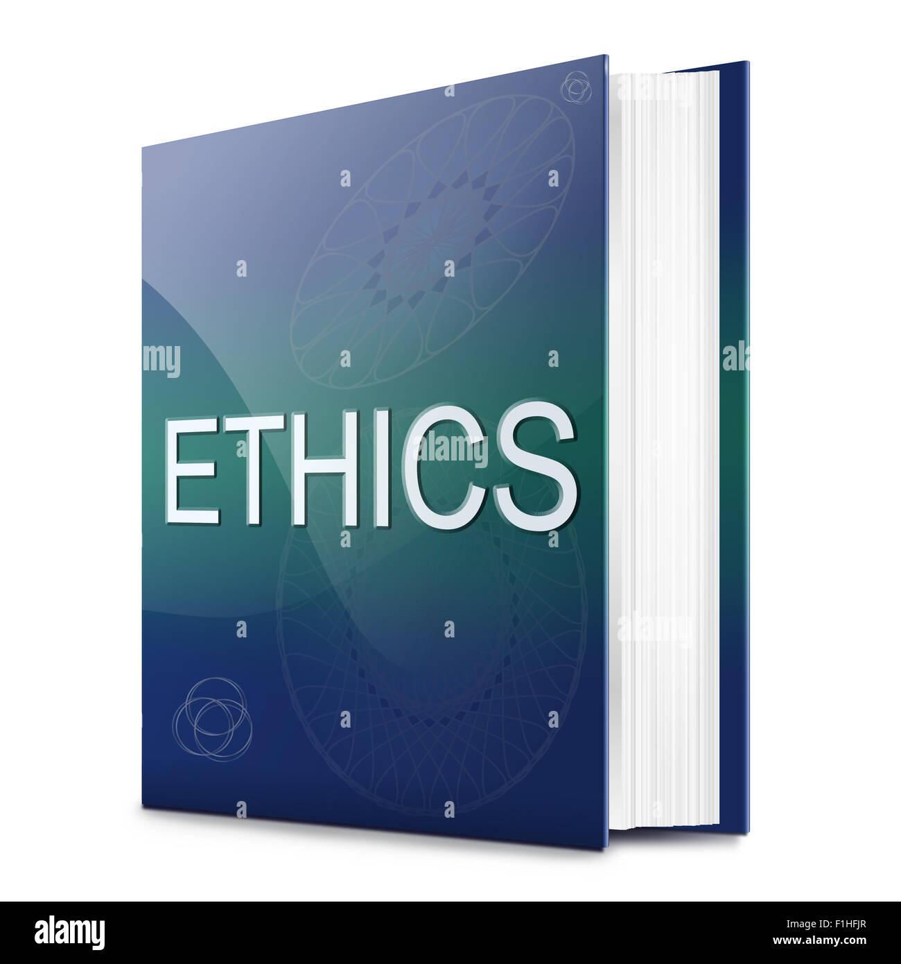 Ethics concept - Stock Image