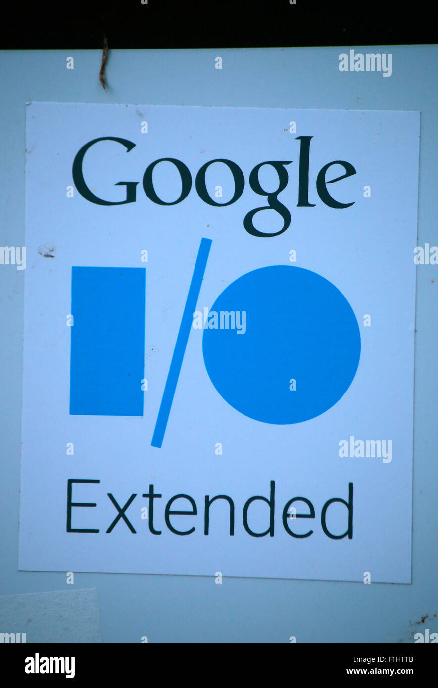 Markennamen: 'Google Extended', Berlin. - Stock Image