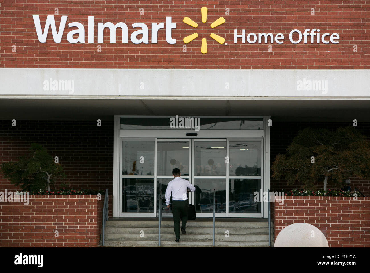 outside home office. Contemporary Outside A Logo Sign Outside Of The Walmart Headquarters Known As Home Office  In Bentonville Arkansas On August 18 2015 Intended Outside N