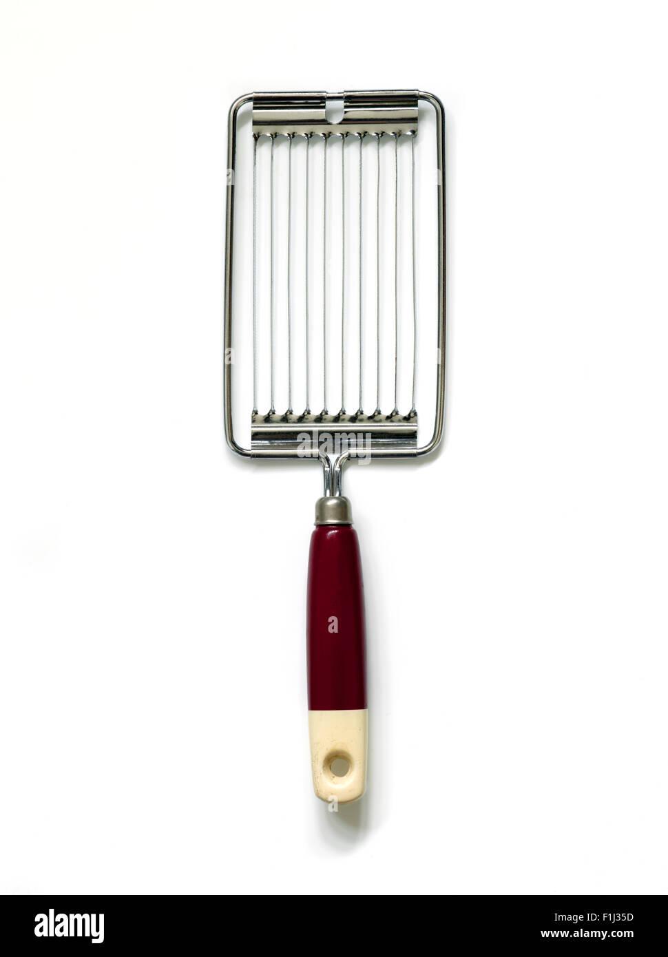 Old Vintage Kitchen Slicer - Stock Image