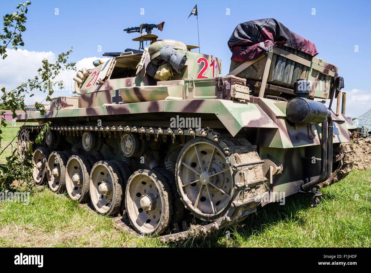 Panzer Tank Stock Photos & Panzer Tank Stock Images - Alamy