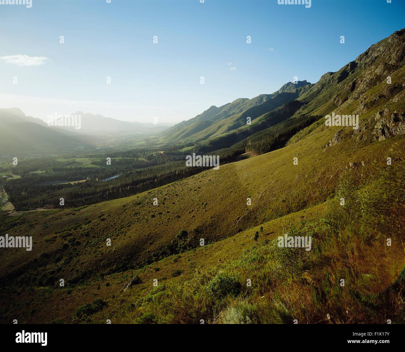 KwaZulu Natal, South Africa - Stock Image