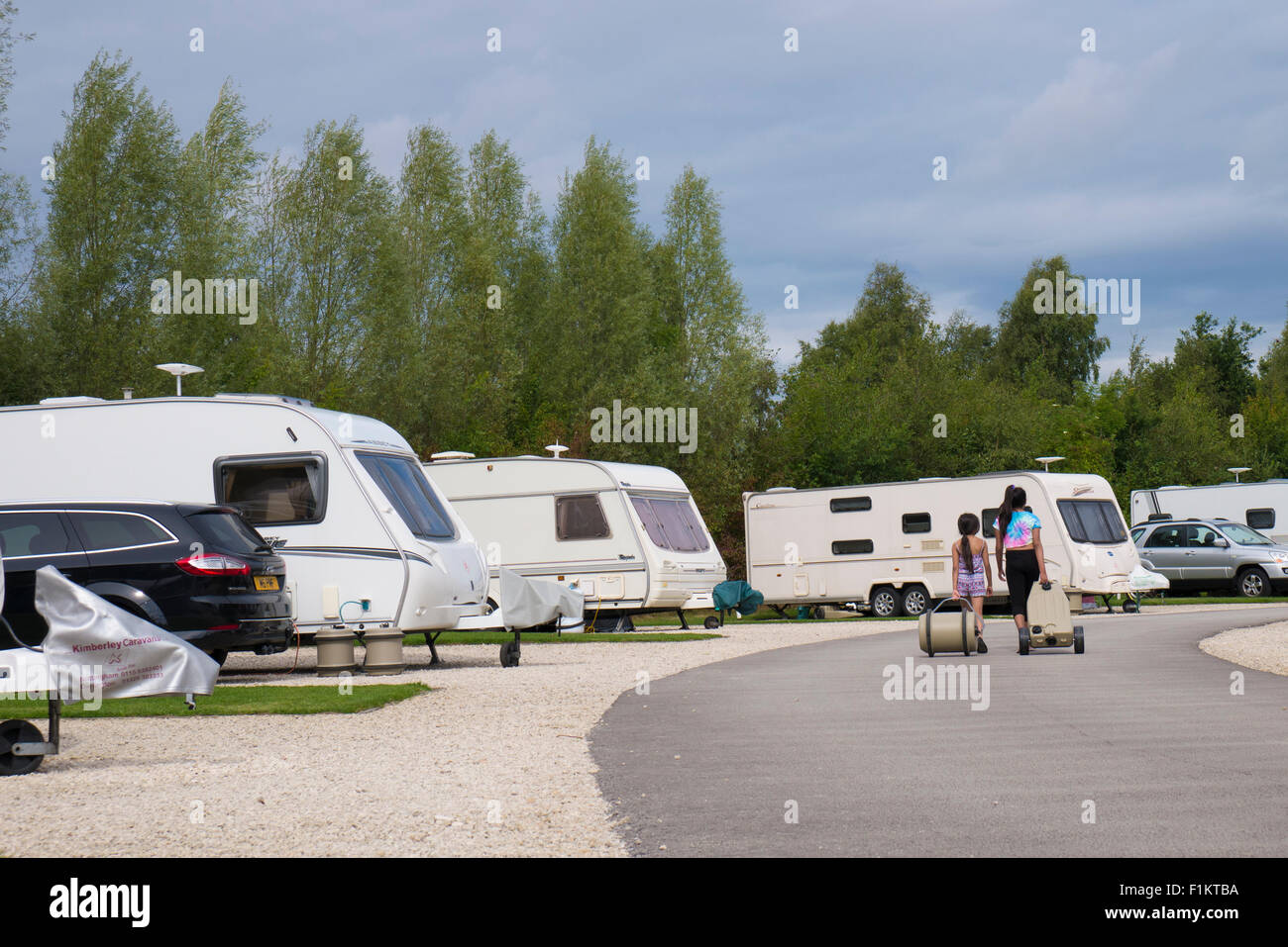 Caravan parks stock photos caravan parks stock images for Camel motors on park and ajo