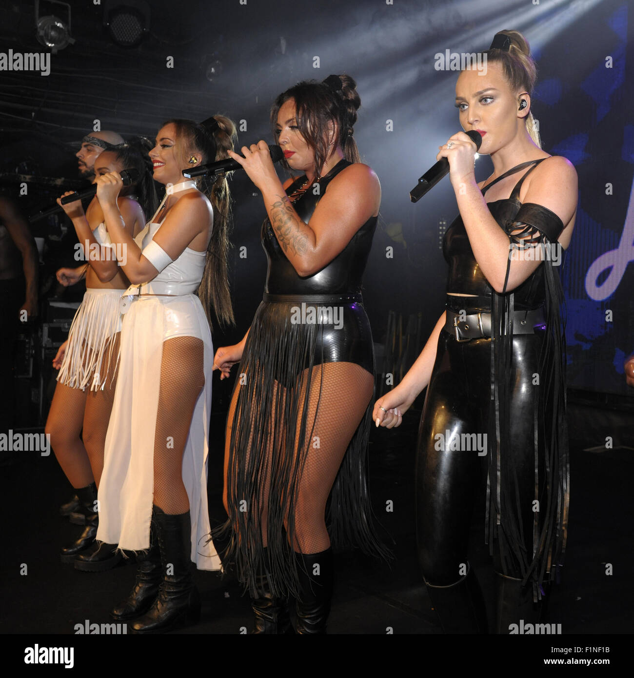 Little Mix perform live at G-A-Y to promote their new single