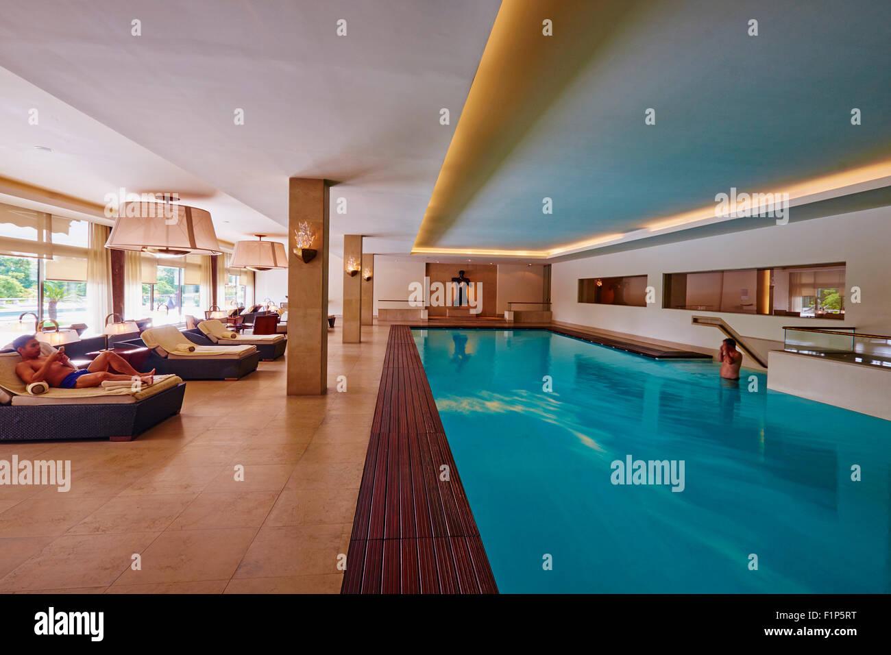 Portugal, Lisbon, Ritz Four Seasons hotel - Stock Image