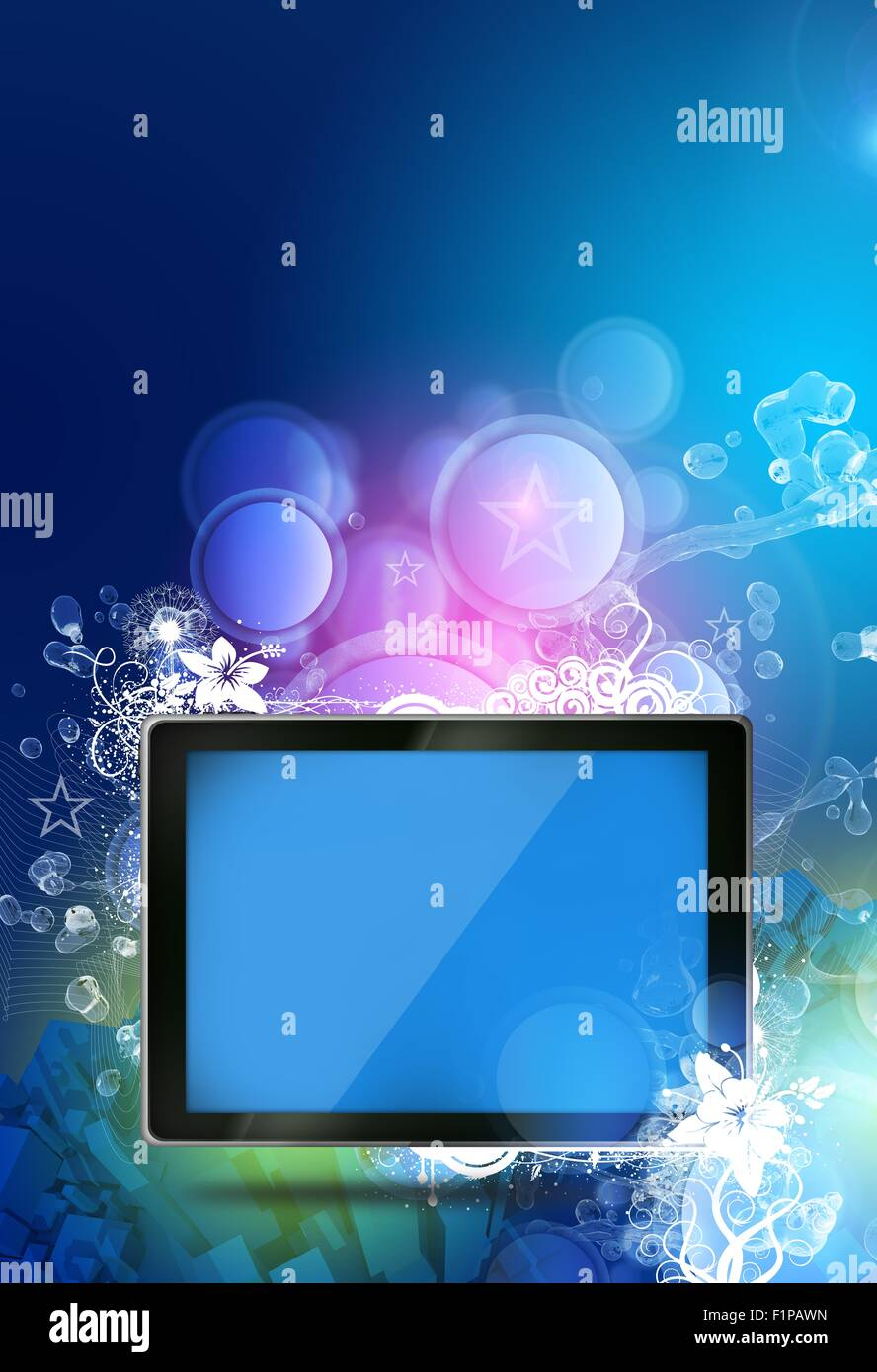 Pinky star stock photos pinky star stock images alamy - Fantasy wallpaper tablets ...