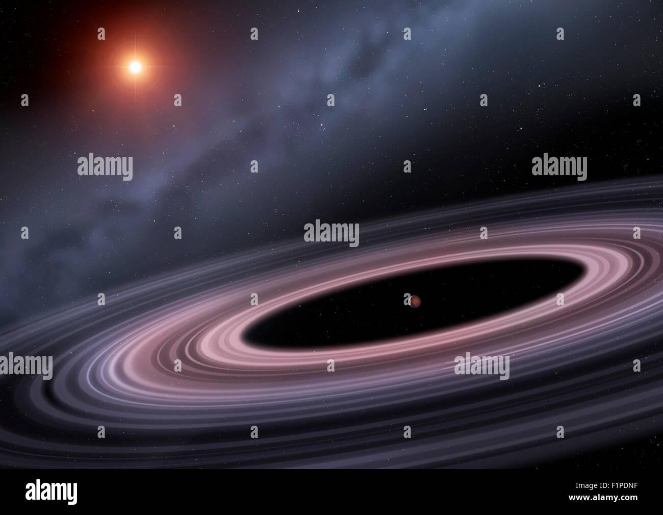 7 earthsized planets found orbiting star 39 lightyears - HD1300×1008