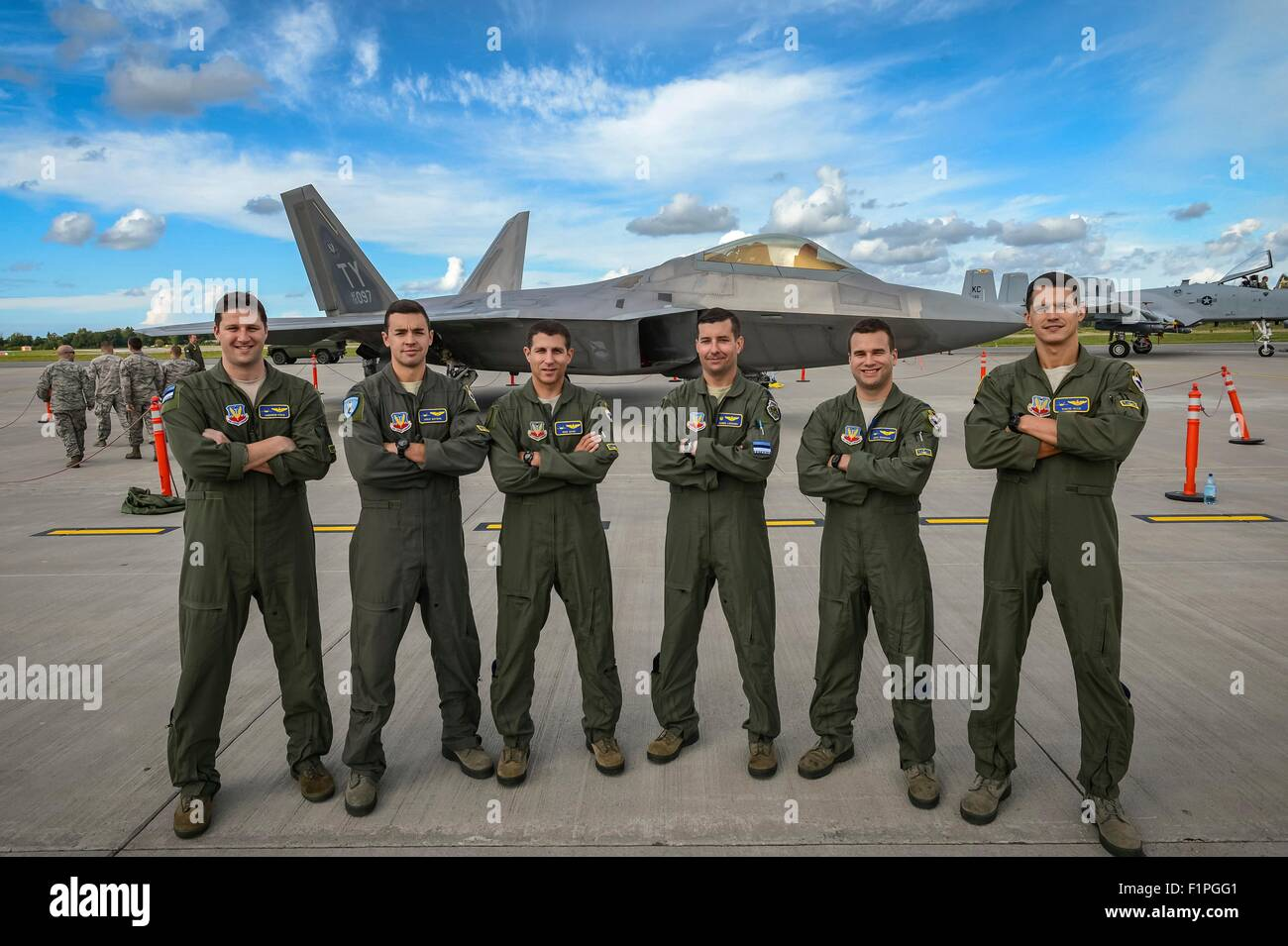 us air force fighter squadron