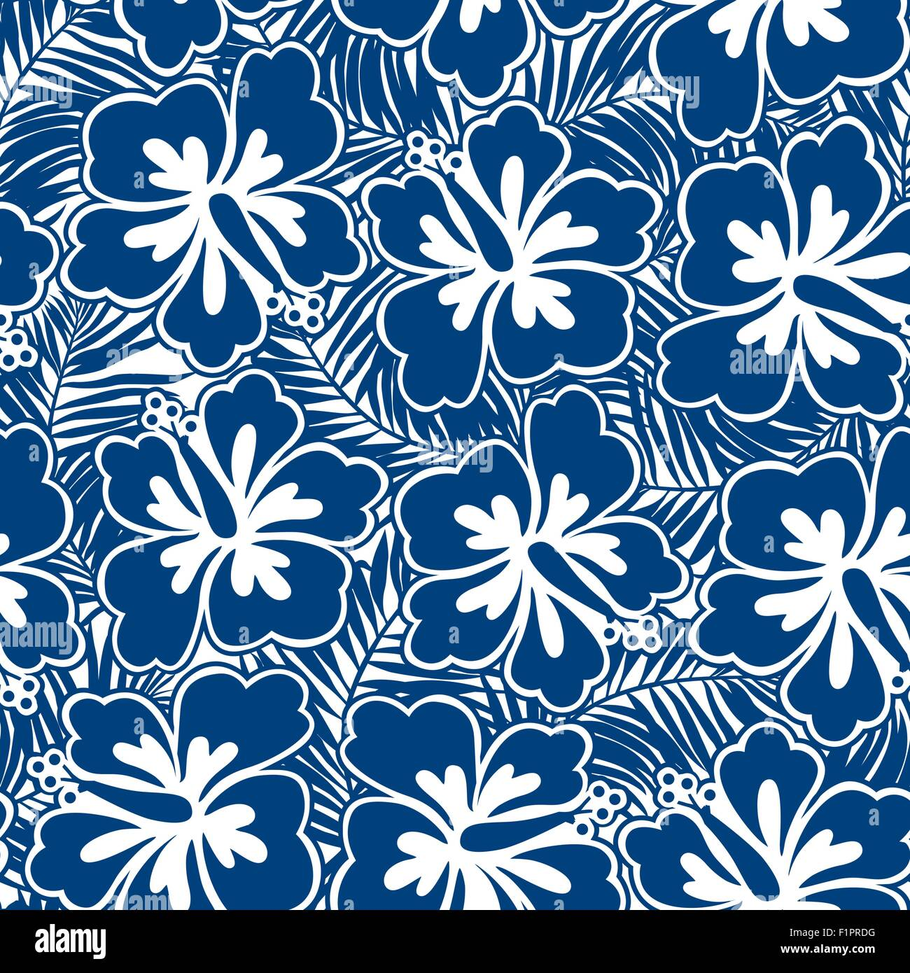 Navy Blue Hawaiian Shirt Stock Photos Navy Blue Hawaiian Shirt