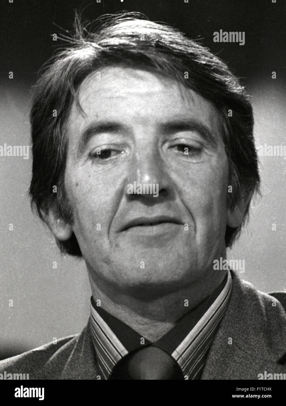 Dennis Skinner British Labour politician MP for Bolsover since 1970. 1984 image - Stock Image