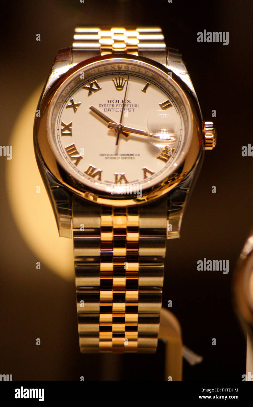 Rolex Watch Stock Photos Rolex Watch Stock Images Page 2 Alamy