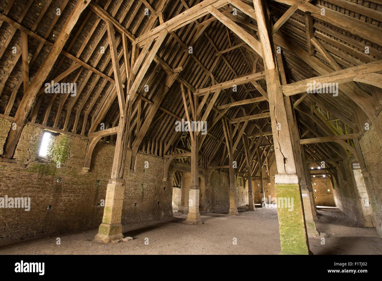 Uk Oxfordshire Faringdon Great Coxwell 14th Century