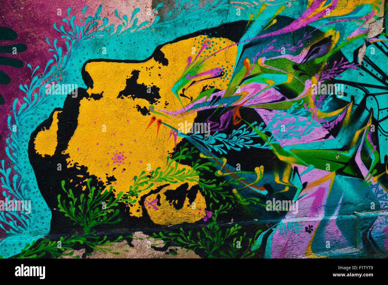 Mexican Wall Art Stock Photos & Mexican Wall Art Stock Images - Alamy