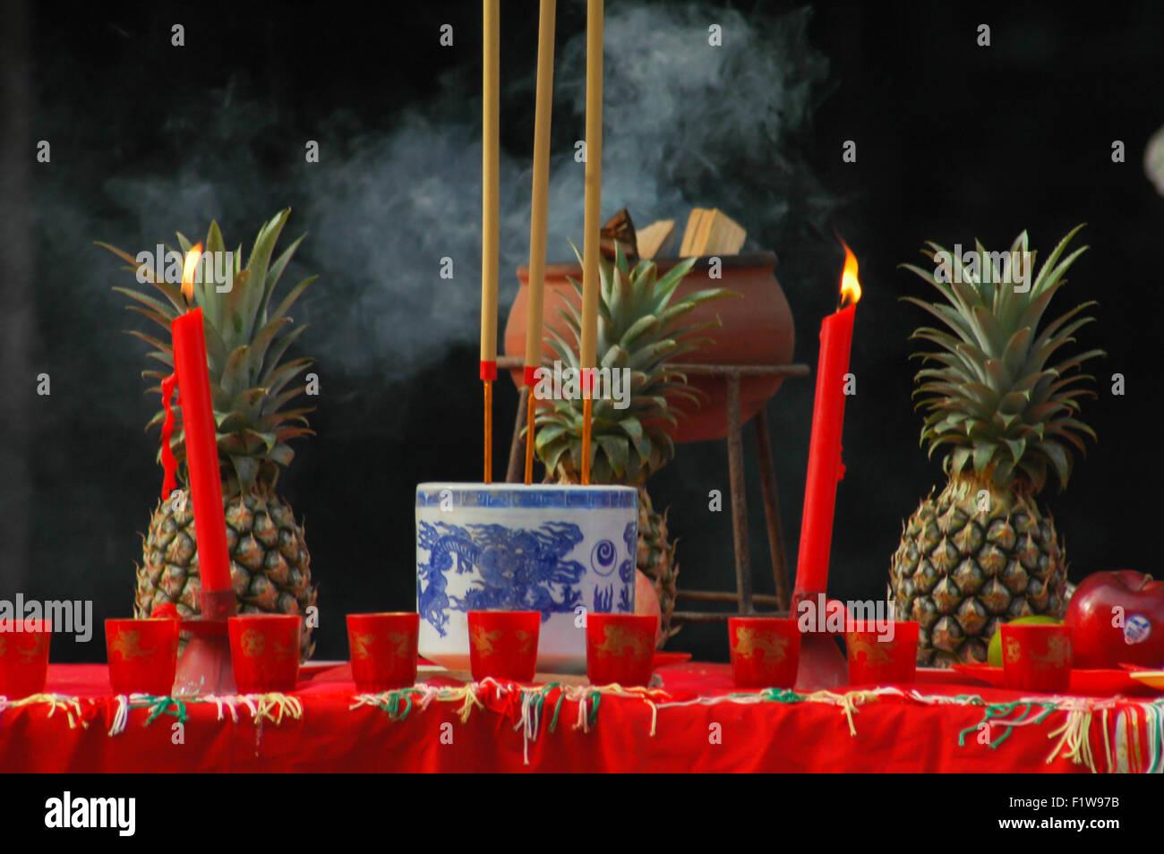 Ananas Credit phuket vegetarian festival provincial tradition thailand credit