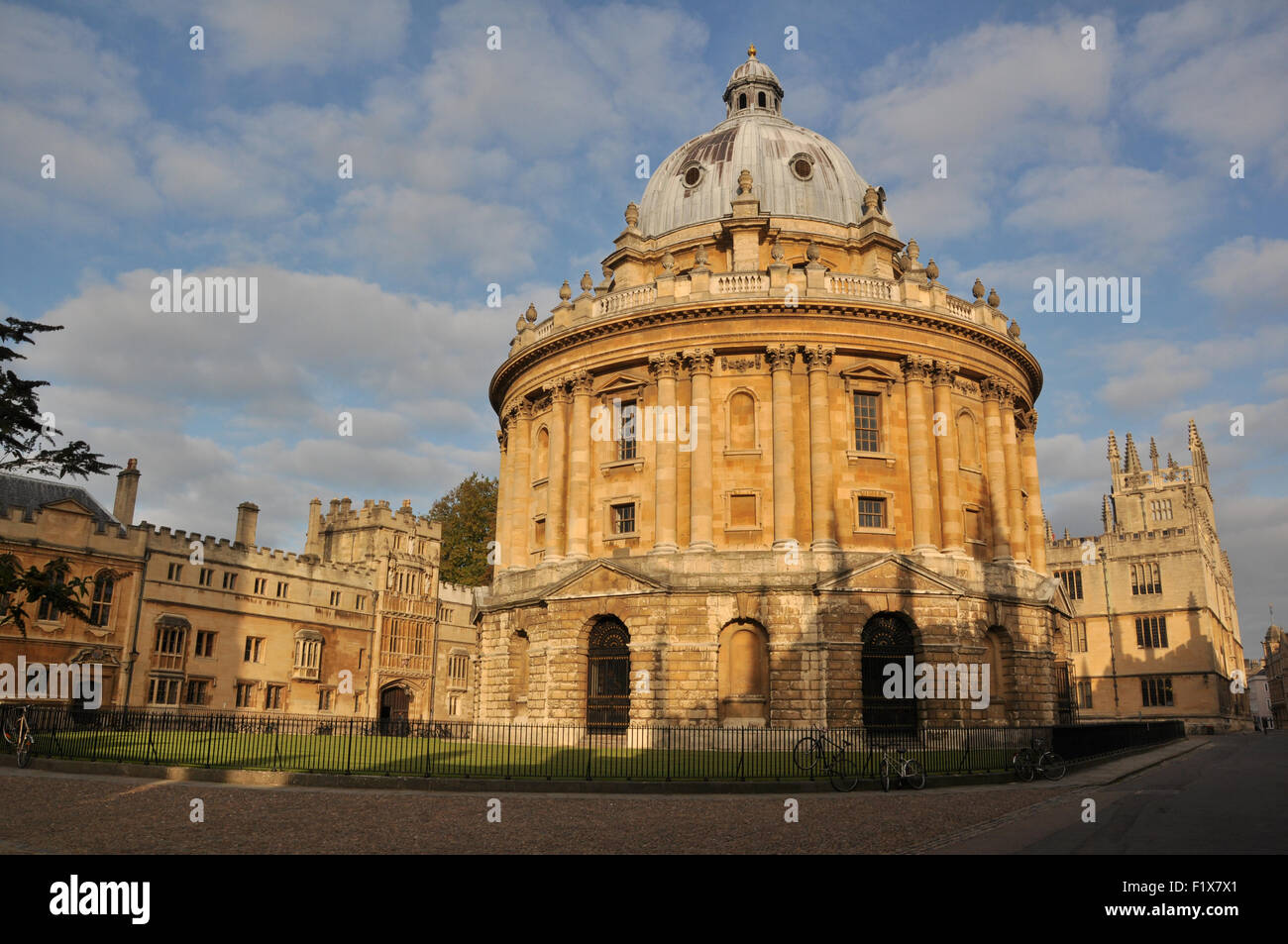 Radcliffe Camera, Oxford University, United Kingdom Stock Photo