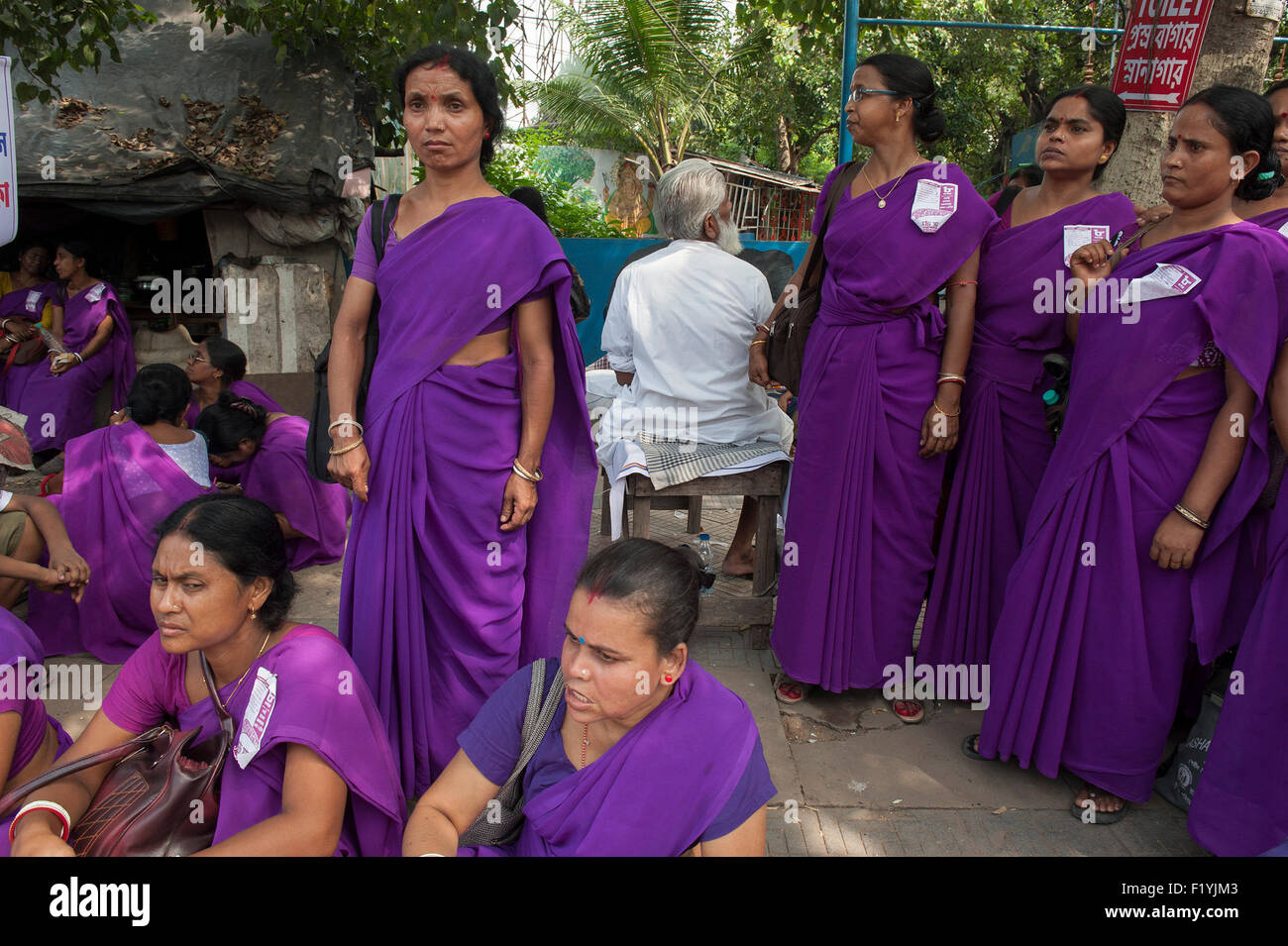 Kolkata, Indian state West Bengal  8th Sep, 2015  Indian female