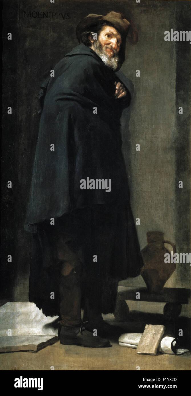 Diego Velázquez - Menippus - Stock Image