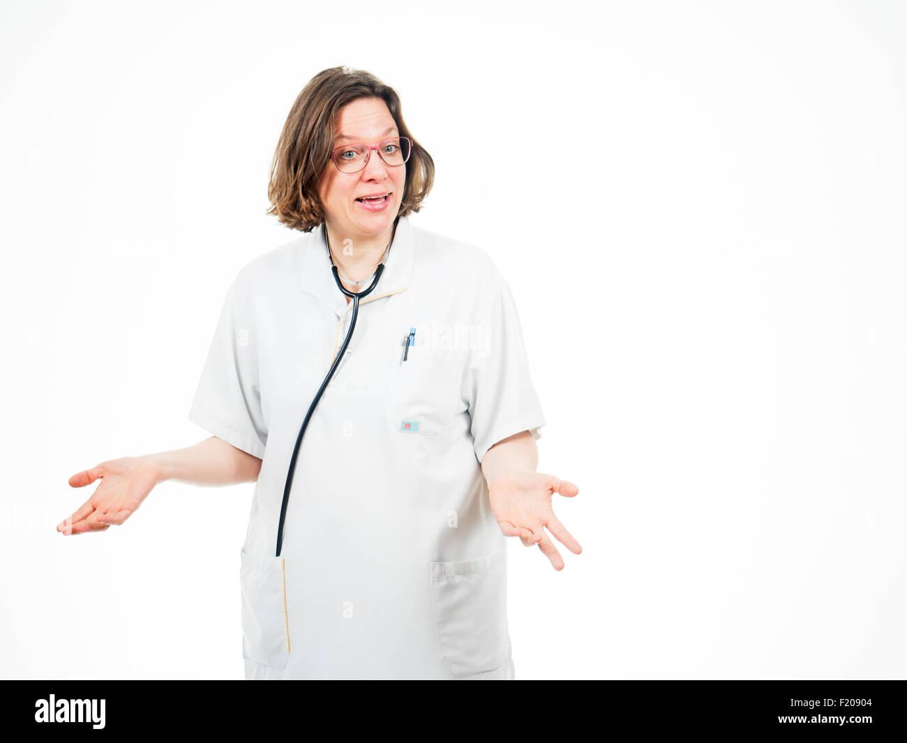Krankenschwester-Abenteuer