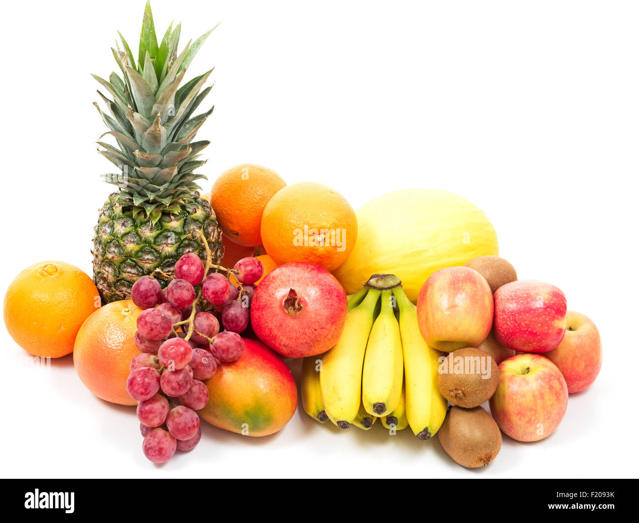 Obst - Stock Image