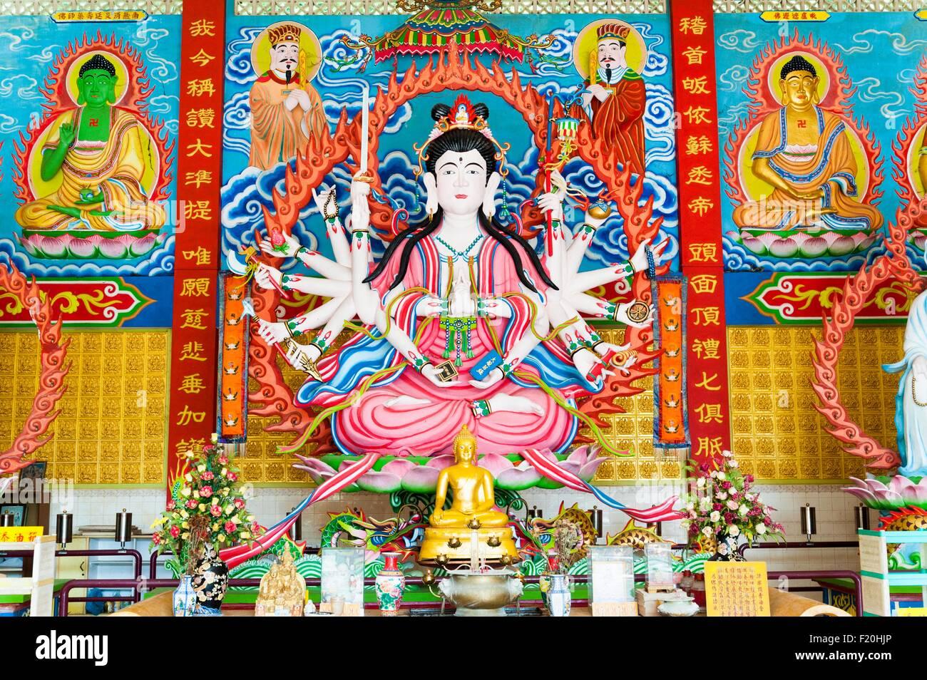 Malay buddhist