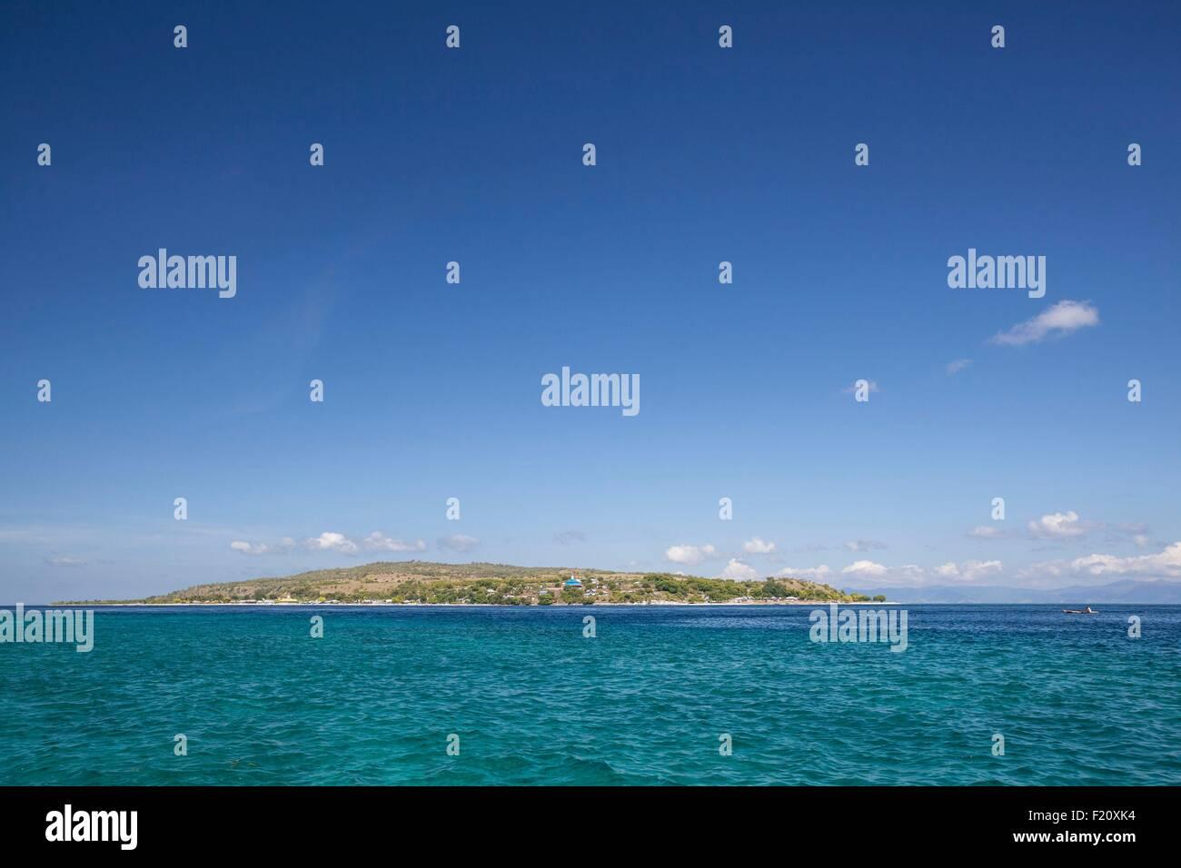 Indonesia, Lesser Sunda Islands, Alor archipelago, Kangge Island - Stock Image