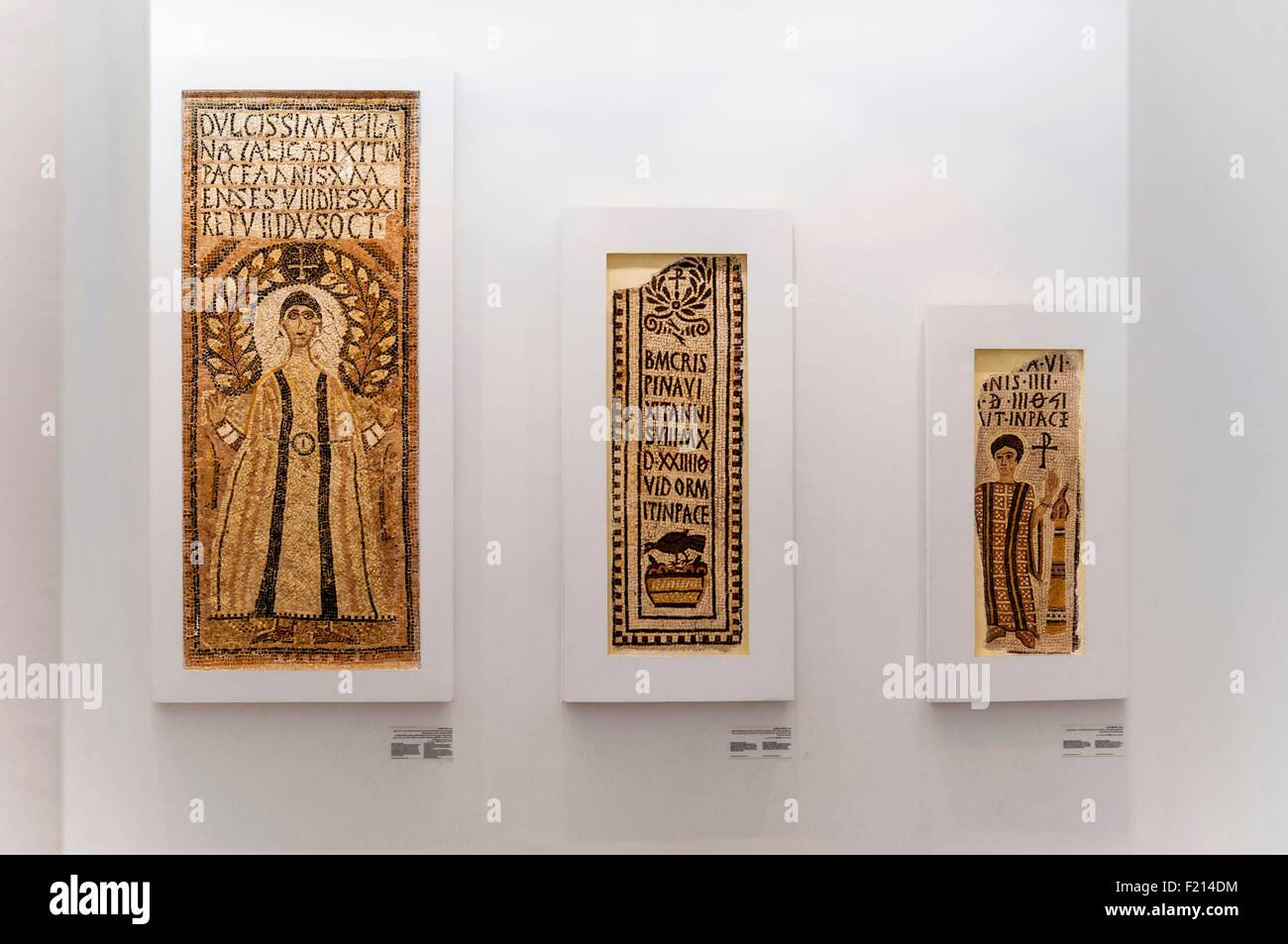 Tunisia, Tunis, National Museum of Bardo Stock Photo