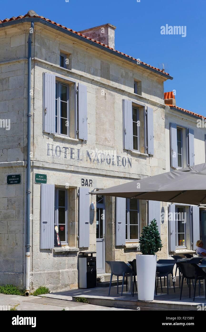 France, Charente Maritime, Ile Du0027Aix, Labeled Major Sites Of France And