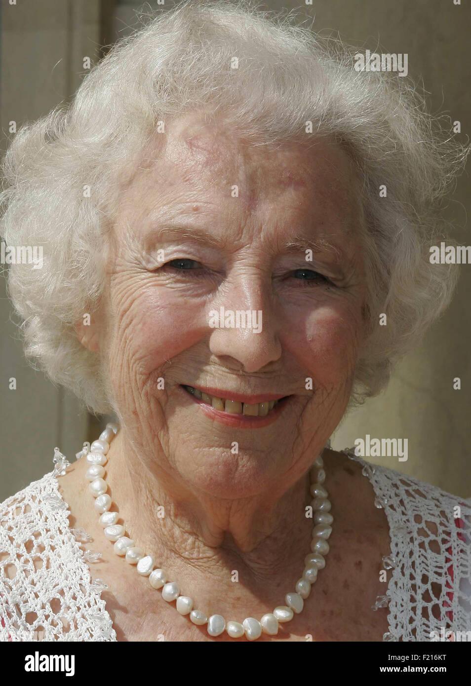 Entertainment, Music, Singer, Dame Vera Lynn. - Stock Image