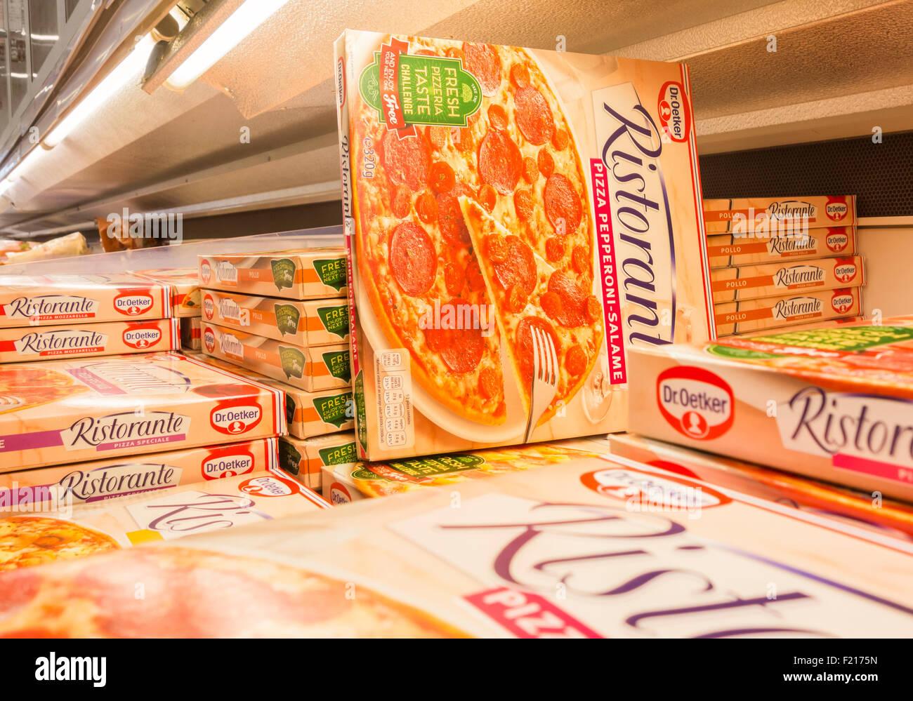 Frozen Food Display Stock Photos Amp Frozen Food Display